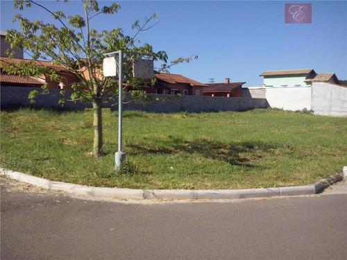 terreno residencial à venda, condomínio paysage clair, vargem grande paulista - te0739. - te0739