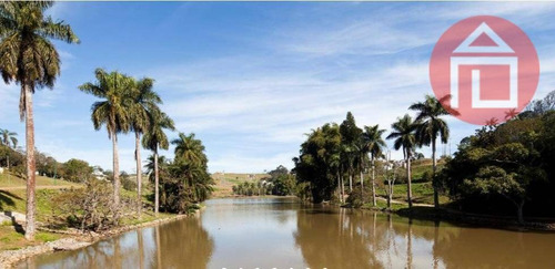 terreno residencial à venda, condomínio portal de bragança, bragança paulista - te0489. - te0489