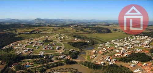 terreno residencial à venda, condomínio portal de bragança, bragança paulista - te0599. - te0599