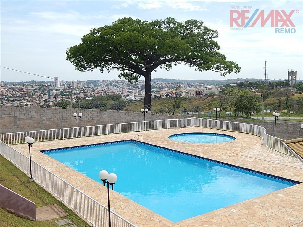 terreno residencial à venda, condomínio portal do jequitibá, valinhos. - te2749