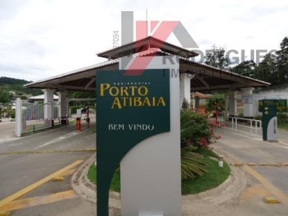 terreno  residencial à venda, condomínio porto atibai, atibaia. - te0009