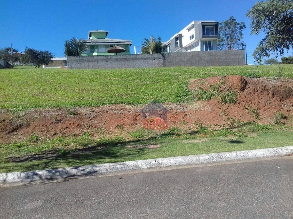 terreno residencial à venda, condominio porto atibaia, atibaia. - te0156