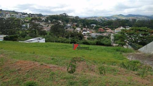 terreno residencial à venda, condominio porto atibaia, atibaia. - te0590