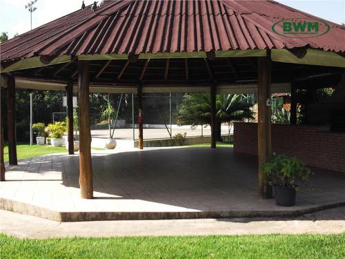 terreno residencial à venda, condomínio rancho dirce, sorocaba - te2334. - te2334