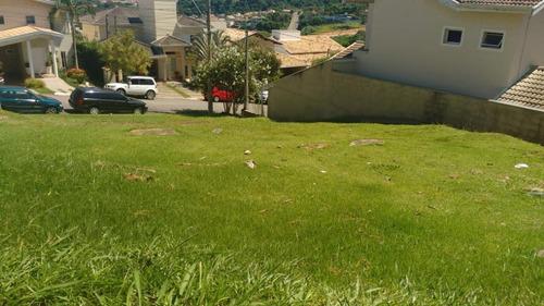 terreno residencial à venda, condomínio recanto dos paturis, vinhedo. - te1101