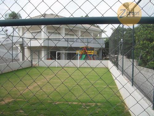 terreno residencial à venda, condomínio reserva das palmeiras, valinhos. - codigo: te0487 - te0487