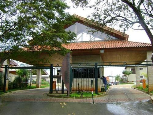 terreno residencial à venda, condomínio reserva parque do varvito, itu. - te3255