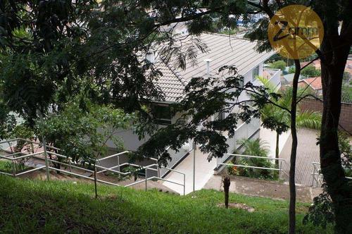 terreno residencial à venda, condomínio residencial águas da serra , valinhos - te0482. - te0482