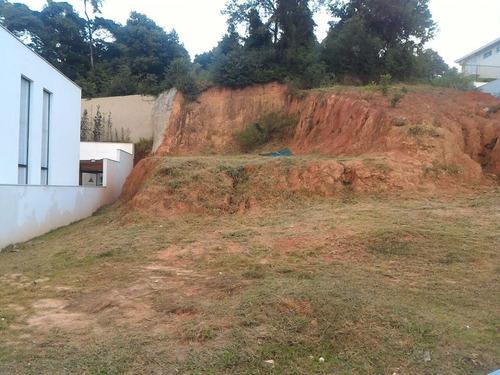 terreno residencial à venda, condomínio residencial aldeia da mata, votorantim - te4065. - te4065