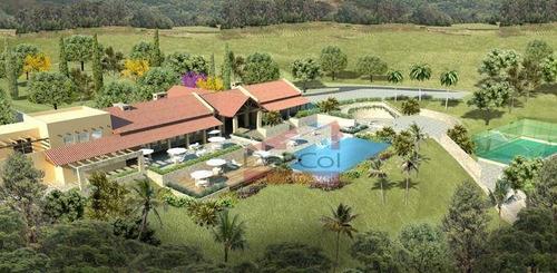 terreno residencial à venda, condomínio residencial campos do conde, bragança paulista. - te0068