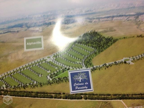terreno residencial à venda, condomínio residencial colinas do paratehy, são josé dos campos. - te1318
