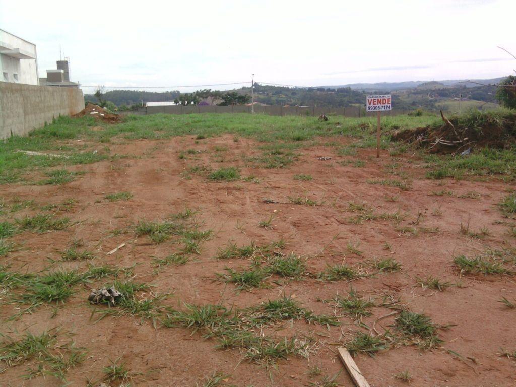 terreno residencial à venda, condomínio residencial flor da serra , valinhos. - te0389