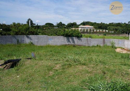 terreno residencial à venda, condomínio residencial reserva das palmeiras , valinhos - te0284. - te0284