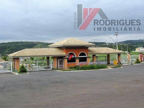 terreno residencial à venda, condomínio residencial shamballa ii, atibaia - te0478. - te0478