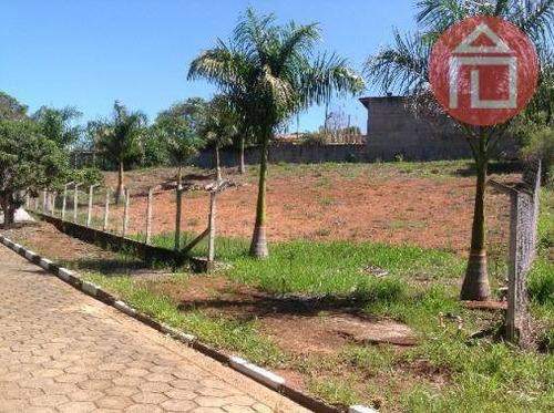 terreno residencial à venda, condomínio residencial vila rica, bragança paulista. - te0391