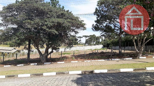 terreno residencial à venda, condomínio residencial vila rica, bragança paulista - te0640. - te0640