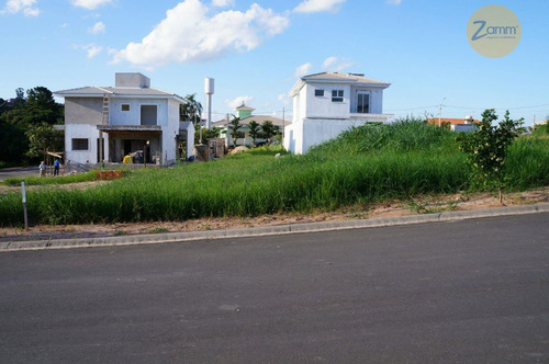 terreno  residencial à venda, condominio santa clara, valinhos. - codigo: te0312 - te0312