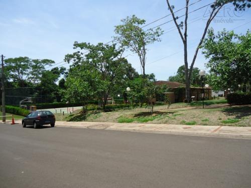 terreno residencial à venda, condominio spazio verde - te0313