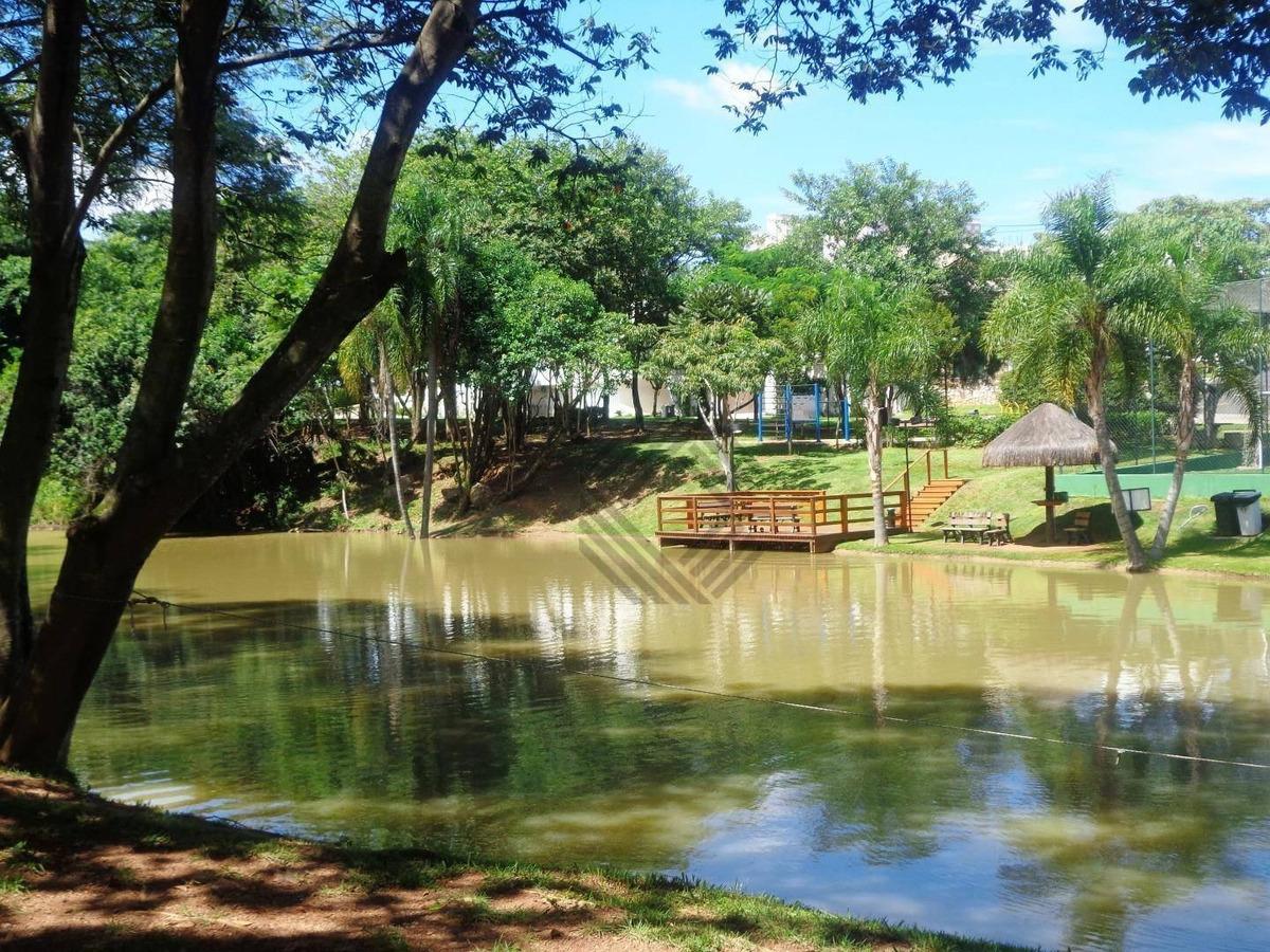 terreno  residencial à venda, condomínio sunset village, sorocaba. - te1172