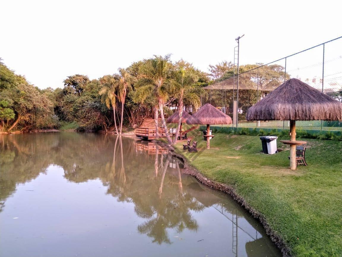 terreno  residencial à venda, condomínio sunset village, sorocaba. - te1175