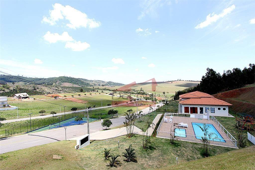 terreno residencial à venda, condomínio terras de santa cruz, bragança paulista. - te0065