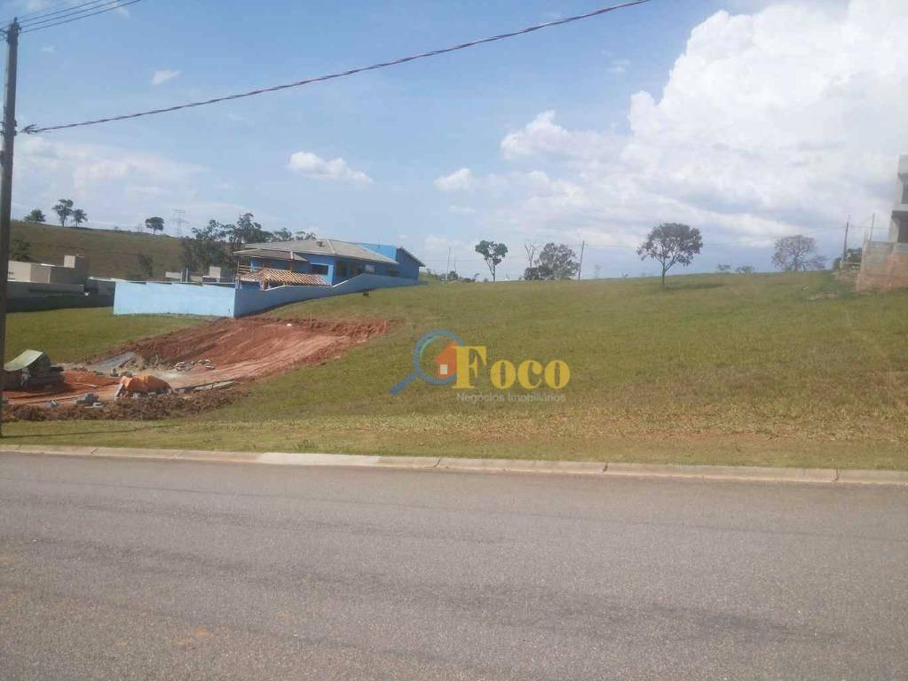 terreno residencial à venda, condomínio terras de santa cruz, bragança paulista. - te0239