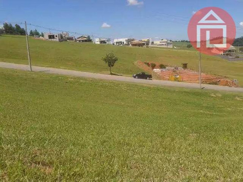 terreno residencial à venda, condomínio terras de santa cruz, bragança paulista - te0579. - te0579