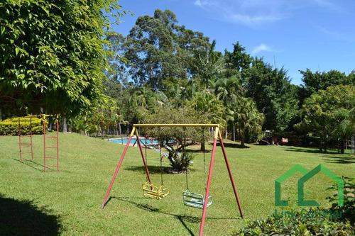 terreno residencial à venda, condomínio terras de santa tereza ii, itupeva. - te0043