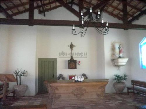 terreno residencial à venda, condomínio terras de são josé ii, itu. - te2866