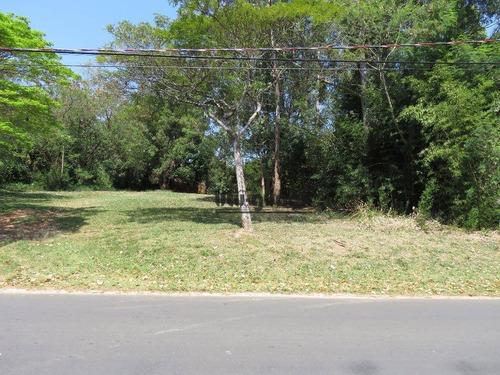 terreno residencial à venda, condomínio terras de são josé, itu. - te3382