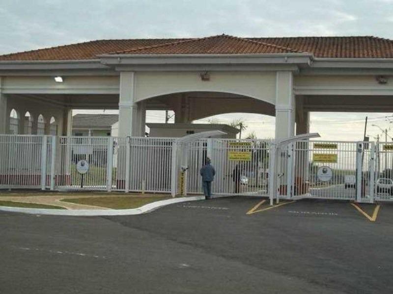 terreno residencial à venda, condomínio terras do fontanário, paulínia. - te0060 - 33596636