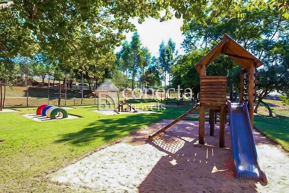 terreno residencial à venda, condomínio terras do fontanário, paulínia - te0139. - te0139