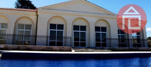 terreno residencial à venda, condomínio vale das águas, bragança paulista - te0644. - te0644