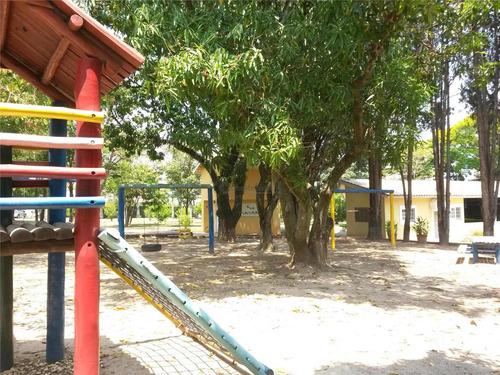 terreno residencial à venda, condomínio vale do lago, sorocaba. - te4018