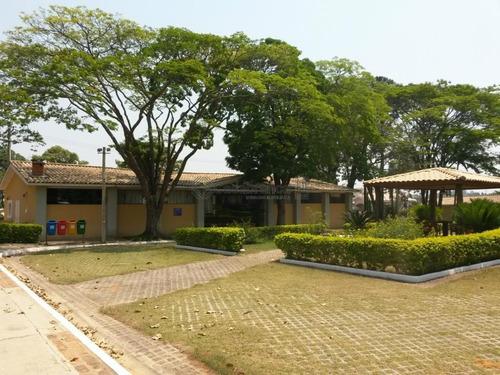 terreno residencial à venda, condomínio vale do lago, sorocaba. - te4453