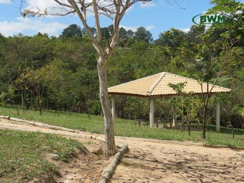 terreno residencial à venda, condomínio vila azul, sorocaba. - te2874