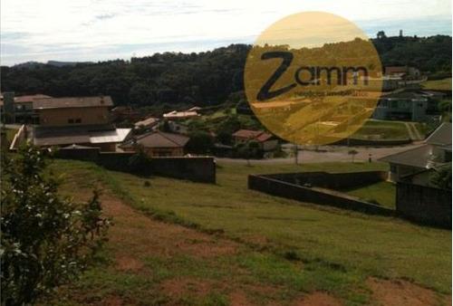 terreno  residencial à venda, condomínio vila hípica, vinhedo. - codigo: te0496 - te0496