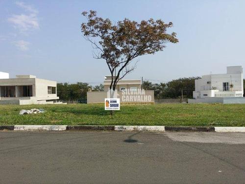 terreno residencial à venda, condomínio villa verona, sorocaba. - te2149