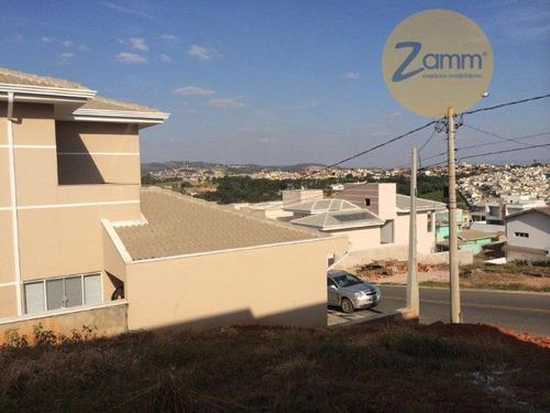 terreno residencial à venda, condomínio villagio di napoli, valinhos - te0266. - te0266