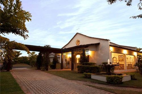 terreno residencial à venda, condomínio xapada parque ytu, itu. - te3449