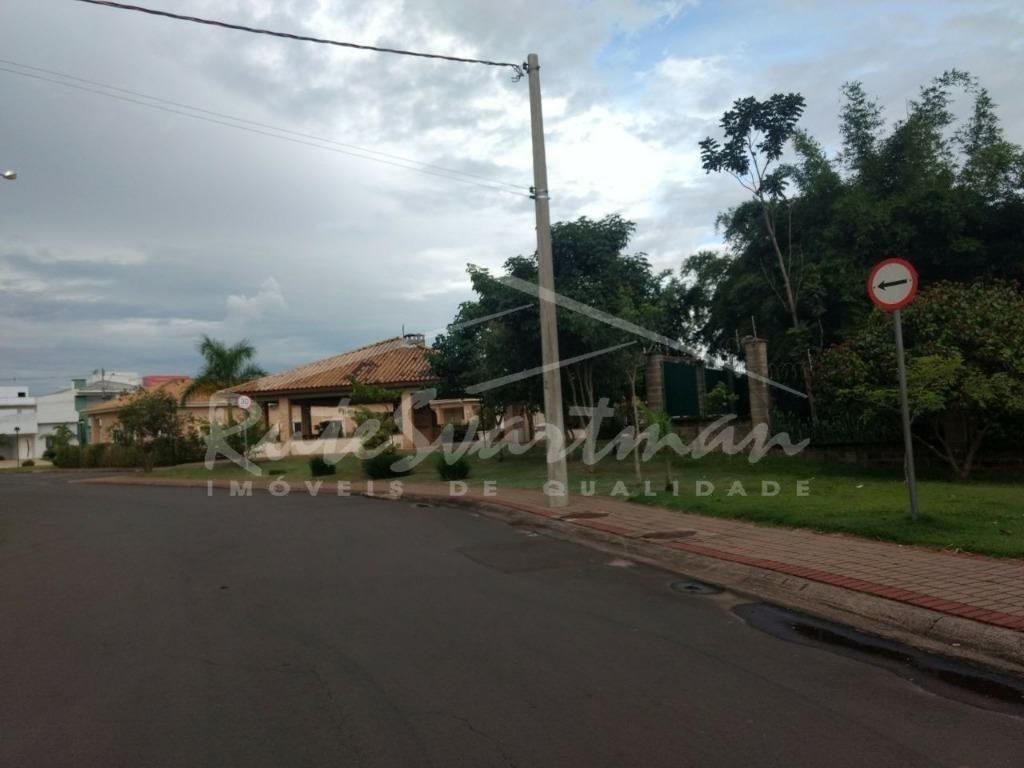 terreno residencial à venda, condomínio yucatan, paulínia. - te0939