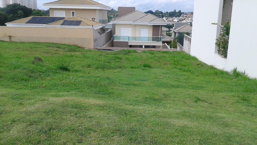 terreno residencial à venda, condomínio zurich dorf, valinhos. - te0823