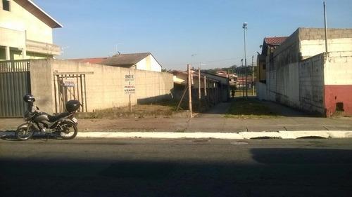terreno residencial à venda, conjunto residencial trinta e um de março, são josé dos campos - te0105. - te0105