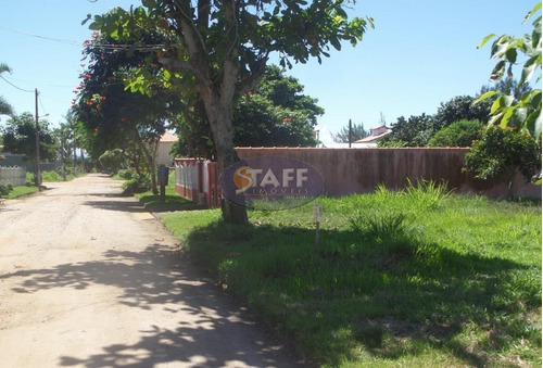 terreno residencial à venda de 450m² lado praia, tamoio, cabo frio. - te0137