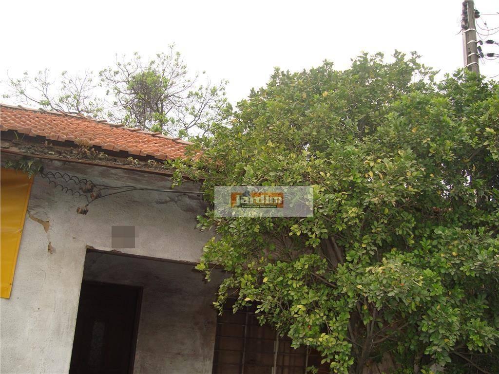 terreno residencial à venda, demarchi, são bernardo do campo. - te0309