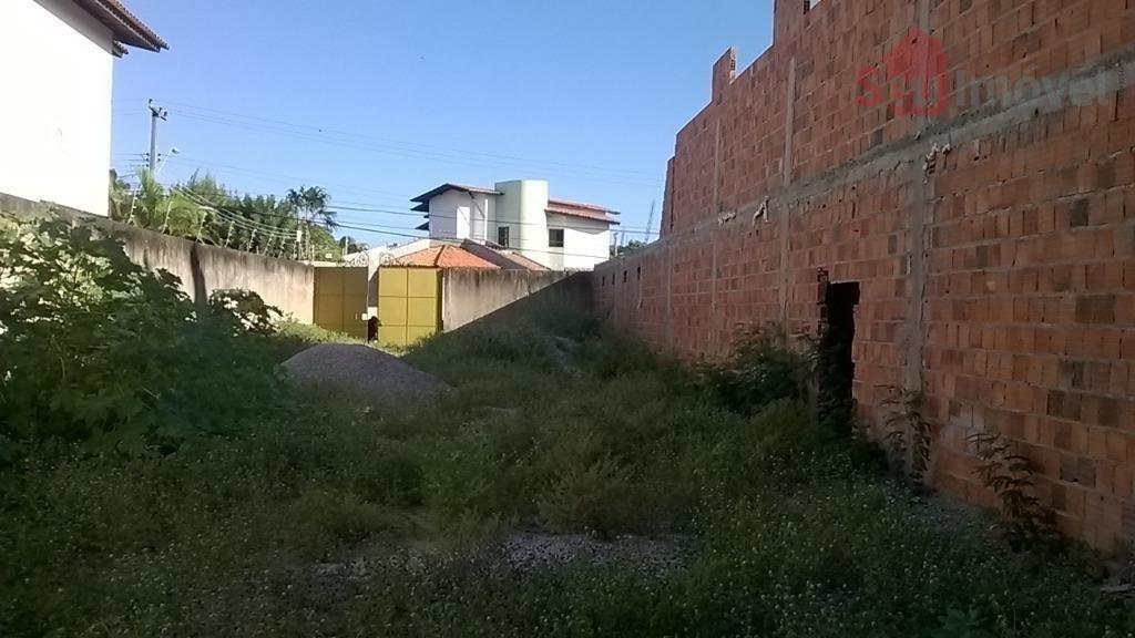 terreno  residencial à venda, edson queiroz, fortaleza. - te0074