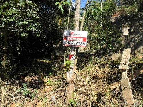 terreno  residencial à venda, est santa maria do portão, atibaia. - te0284