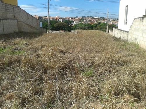 terreno residencial à venda, fazenda santana, valinhos. - te0030