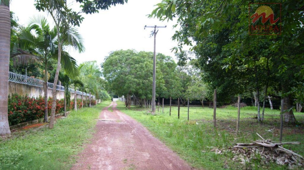 terreno residencial à venda, fazendinha, macapá. - te0084