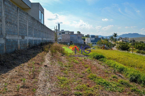 terreno residencial à venda, figueira garden, atibaia. - te0295